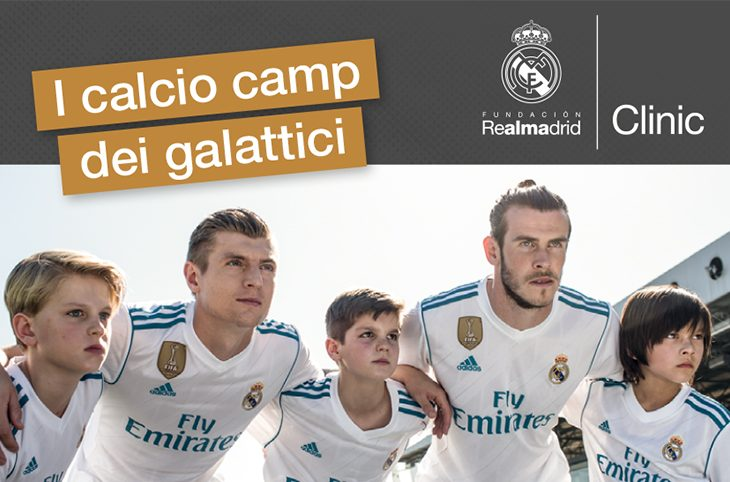 REAL MADRID CAMP